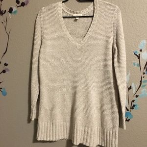 Eileen Fisher Organic linen and cotton sweater